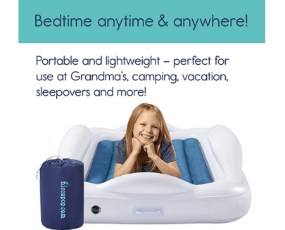 The Best Portable Toddler Beds