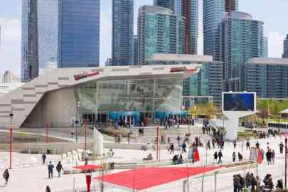 Ripley's Aquarium in Toronto Review