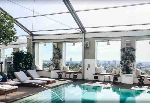best family hotels in Los Angeles