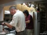 men in the kitchen!