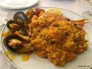 probably the best paella I've ever had! Cafe Varela