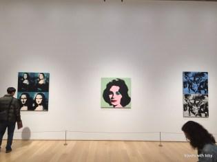 wall o' Warhol