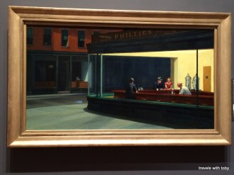 Edward Hopper: Nighthawks