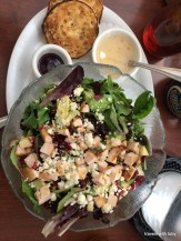 Egg Harbor: Harvest salad