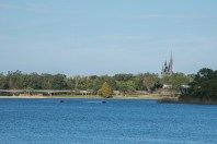 The Castle From Across the Lake