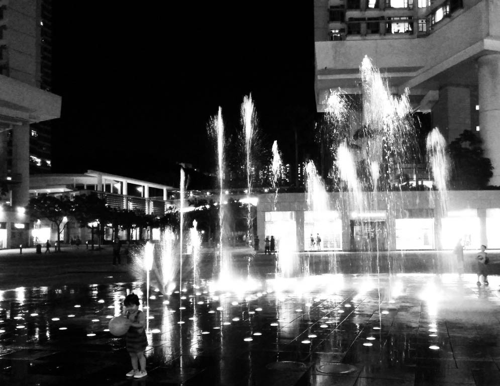 Citygate Fountain Tung Chung