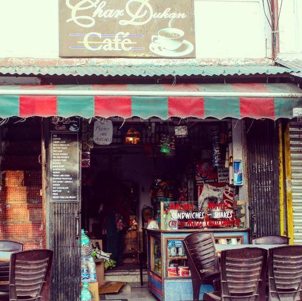 Char Dukan Cafe Landour