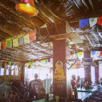 Little Buddha Cafe Rishikesh