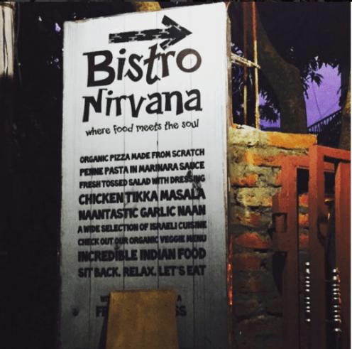 Bistro Nirvana Rishikesh