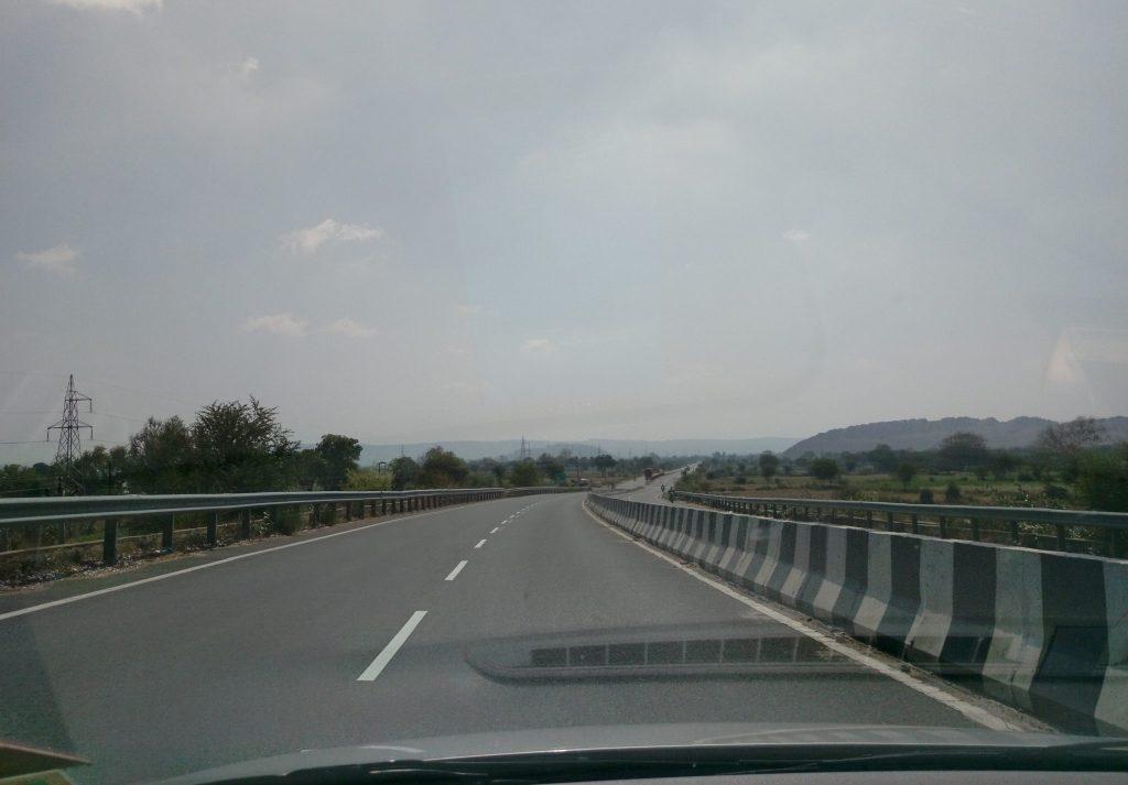 Bhiwadi Alwar Highway