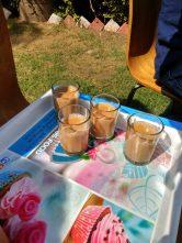 Tea Halt At Tijara