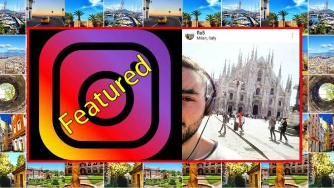 Featured Instagram Flavio