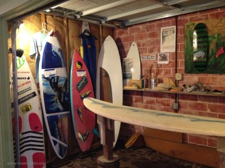 Texas Surf Museum Boards