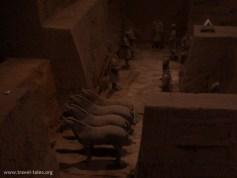 Xi'an 261 Terracotta warriors