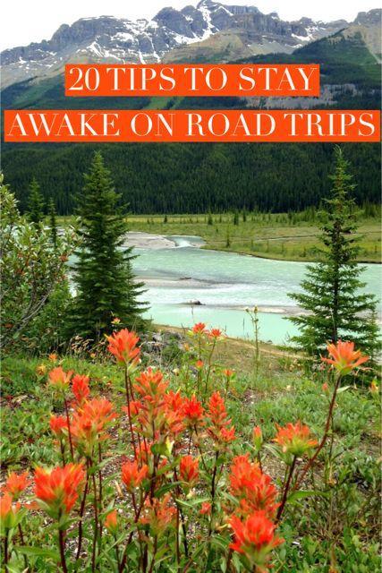20 ways stay awake driving