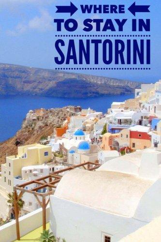 image where to stay Santorini