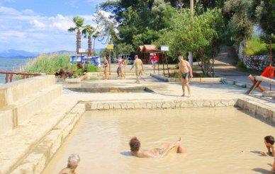 sultaniye hot springs and mud baths