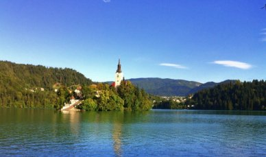 Cycling slovenia