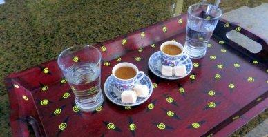 How to make turkish coffee