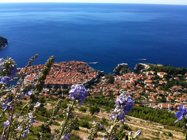 How to find the best view of Dubrovnik