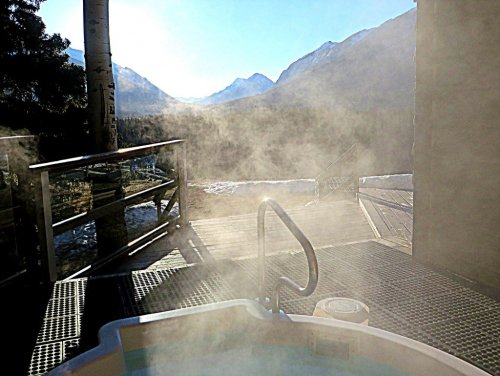 Hot Tub Juniper Hotel Banff