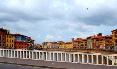 River Arno Pisa