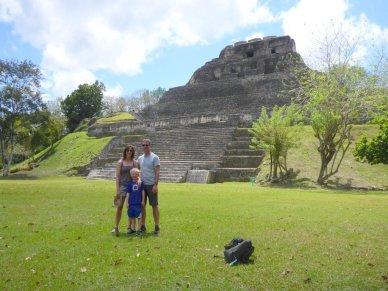 xunantunich- Belize