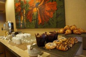 Breakfast Fairmont Chateau Lake Louise