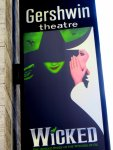 Wicked Gershwin Theatre NYC