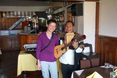 Cusco Peru musician