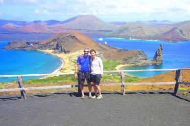 Bartolome Island Galapagos