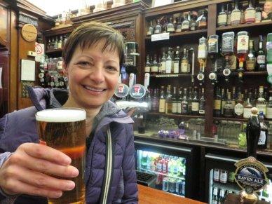 Scottish pub Aberdeen no ladies
