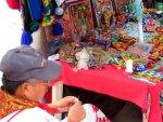 image making souvenirs in sayulita mexico