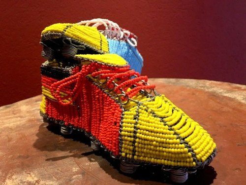 Africa beadwork souvenir