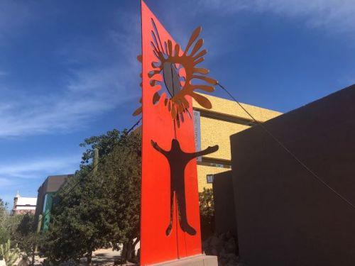 Anthropology Museum La Paz Mexico