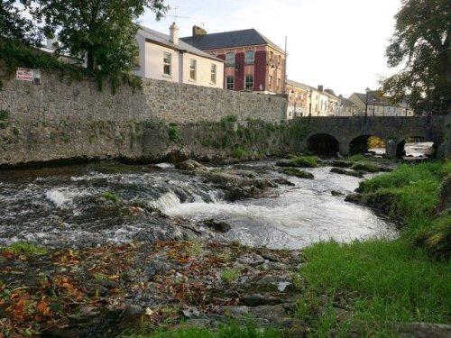 Arra River Newcastle West Ireland