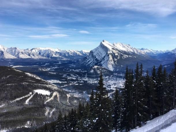 Banff best view