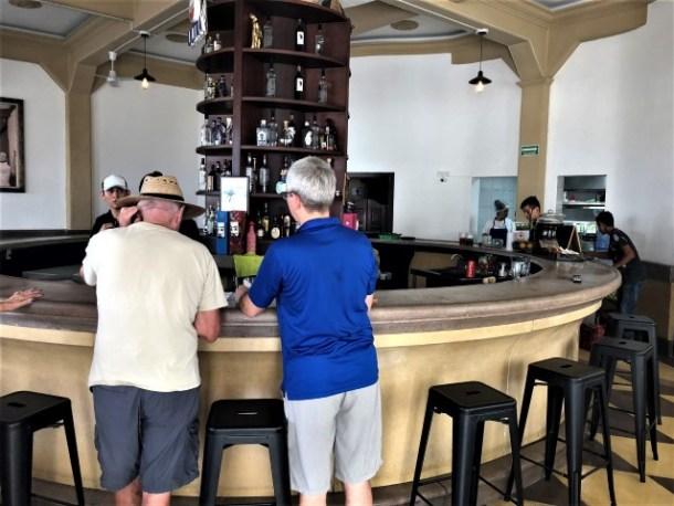 Bar Social 1952 Manzanillo Mexico