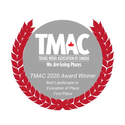 Travel Media Association of Canada Award