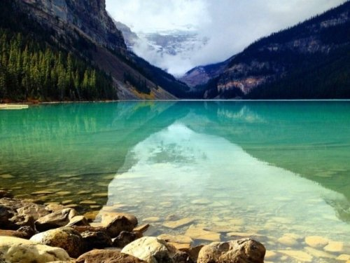Canada Attractions Lake Louise