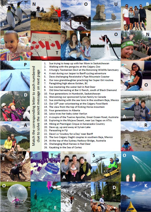 Travel Tales of life 2016