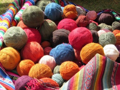 Center for weavers of Chinchero