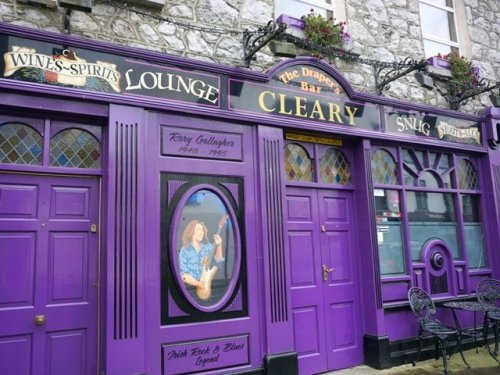 Cleary Pub Newcastle West Ireland