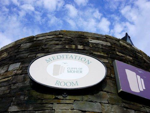 Cliffs of Moher Meditation Room