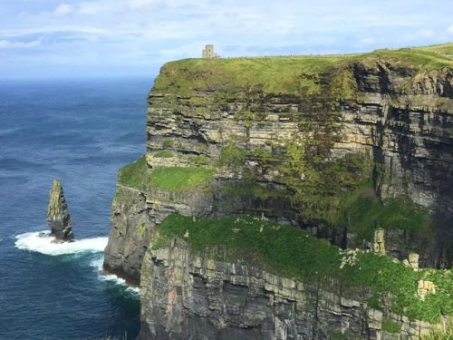 Cliffs of Moher O'Brien's Tower