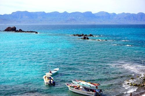 El Pardito Sea of Cortez