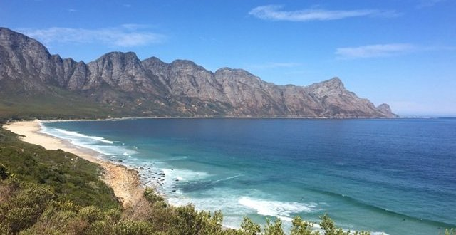 False Bay Coast
