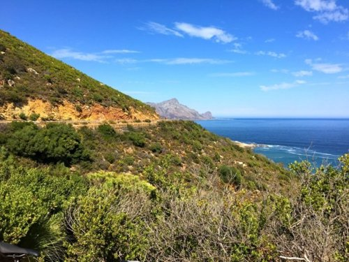 False Bay Cycling Route