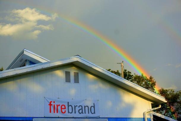 Firebrand Glass Studio Black Diamond