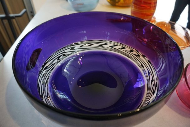 Firebrand Glass bowl